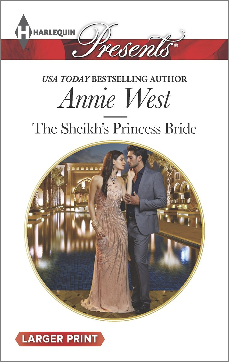 The Sheikh's Princess Bride, West, Annie