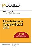 Modulo Enti locali Bilanci - Gestione - Controllo - Servizi (Moduli) (Italian Edition)