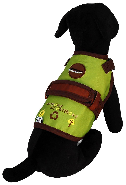 Avant Garde Dog Harness, Greenday, Extra Small