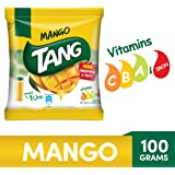 Tang Mango Instant Drink Mix, 100 gm Pack