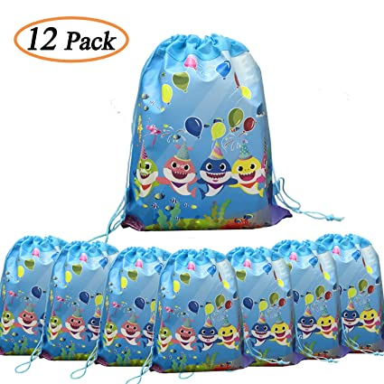 Amazon.com: Paquete de 12 bonitas bolsas con cordón de ...