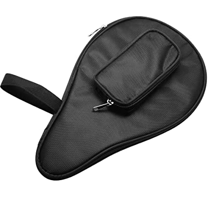 Image Unavailable. Image not available for. Color  SelfTek Table Tennis Bat  Bag Waterproof Ping Pong Paddle Bat Pouch with Ball Case 6fa702113c40c