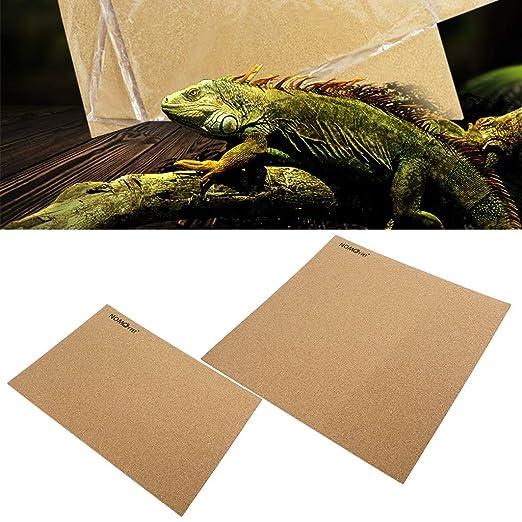 Almohadilla suave para reptiles, tapete para terrario, lagartos ...