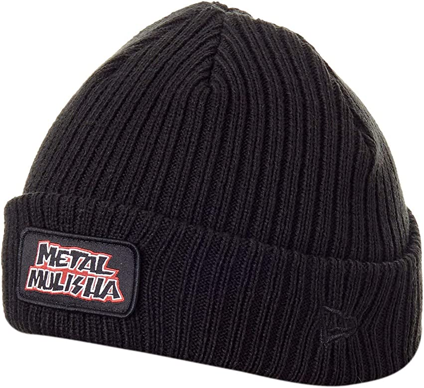 Metal Mulisha Gorro Stick Up Negro (Default, Negro): Amazon.es ...