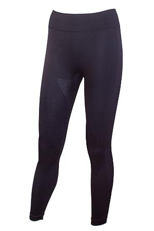 Crivit Pro® Femme Fonction Collant – Legging de sport avec fonction fibre  synthétique S noir 2842819d21e