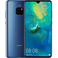 Huawei Mate 20 Dual Sim - 128GB, 4G LTE, Midnight Blue