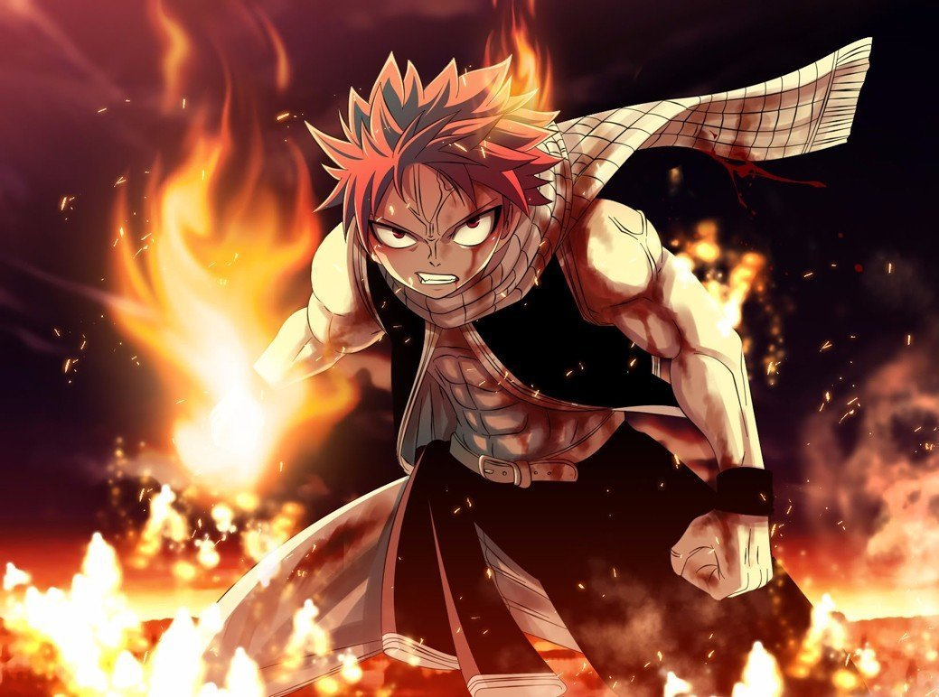 Image result for fairy tail natsu dragneel