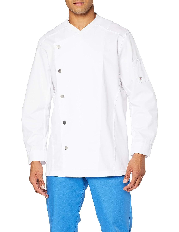 BP 1595-485-21 Gourmet - Chaqueta de cocinero para hombre, algodón ...
