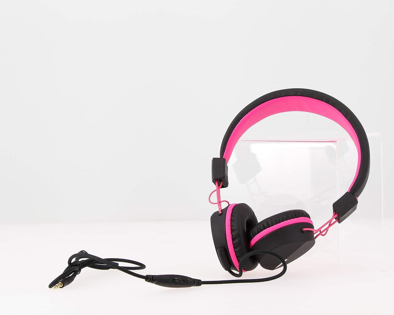 Kurio- Auriculares, Color Rosa (C18911)