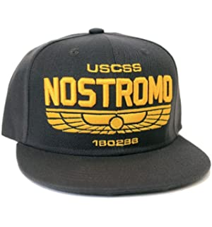 official photos 98c18 00aef Alien - USCSS Nostromo Cap - Grey