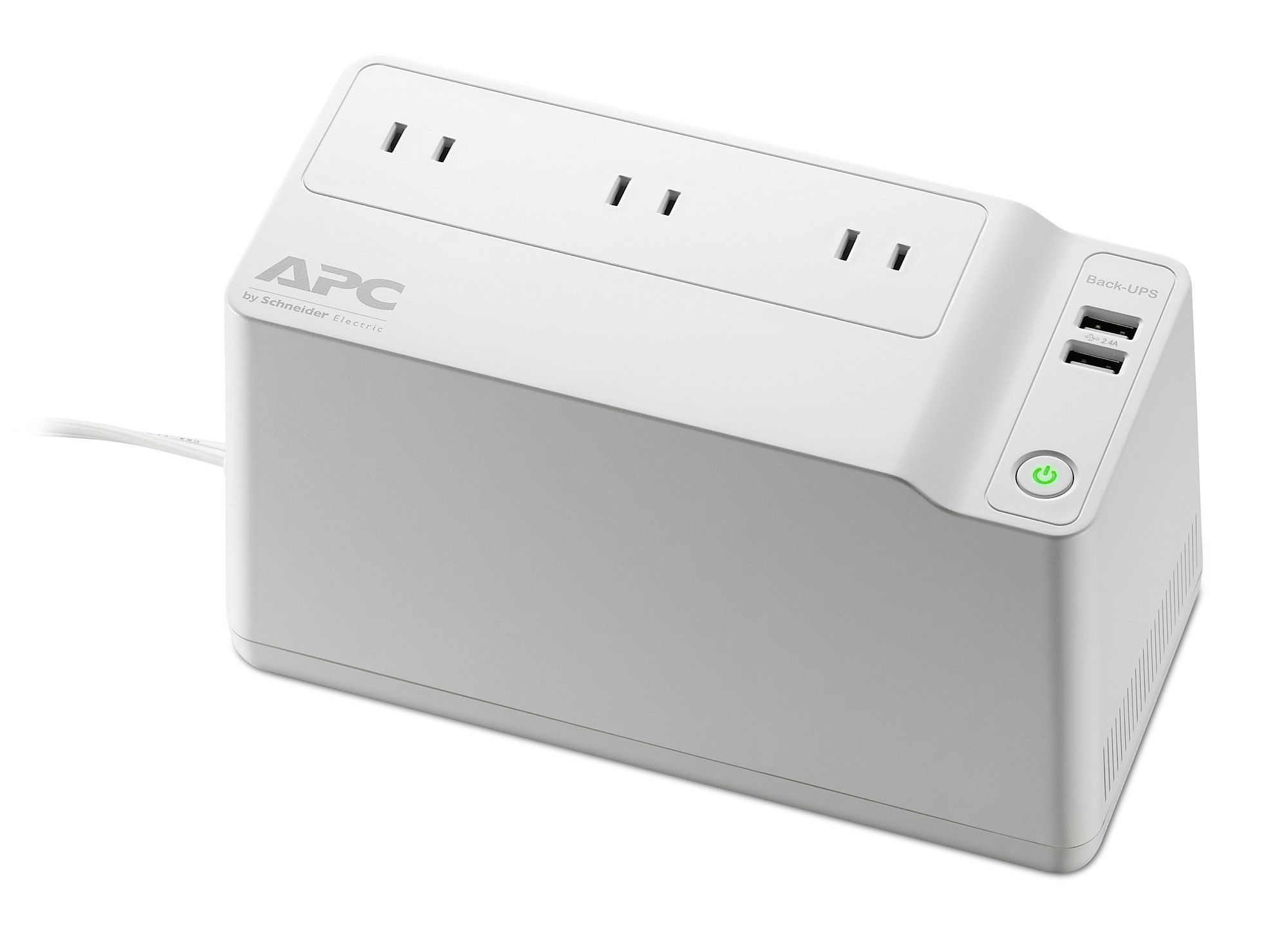 APC by Schneider Electric Back-UPS Connect 90, 120V, Network Backup, USB Charging Ports, Canada