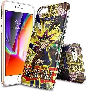 coque iphone 8 yu gi oh