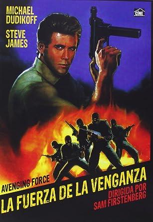 La Fuerza De La Venganza [DVD]: Amazon.es: Michael Dudikoff ...