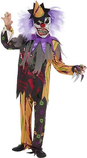 Fancy Ole - Disfraz de Payaso Escarabajo para niño, Halloween ...