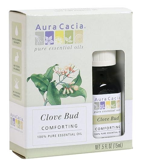 Aura Cacia Clove Bud Oil