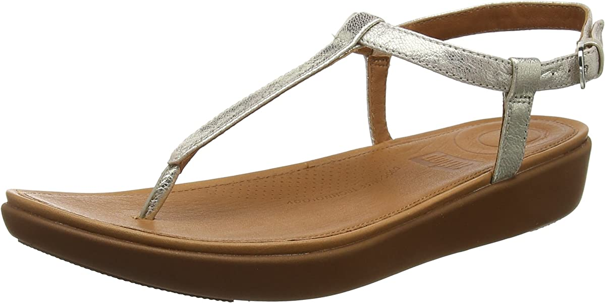cd9072194b67 fitflop Women s Tia Toe-Thong Sandals - Leather