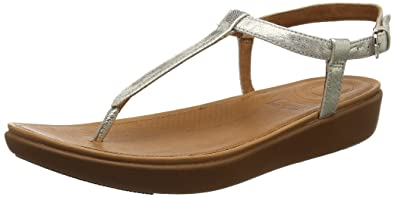 9b7f958739f Fitflop Women s Tia Toe-Thong Sandals-Leather Open  Amazon.co.uk ...