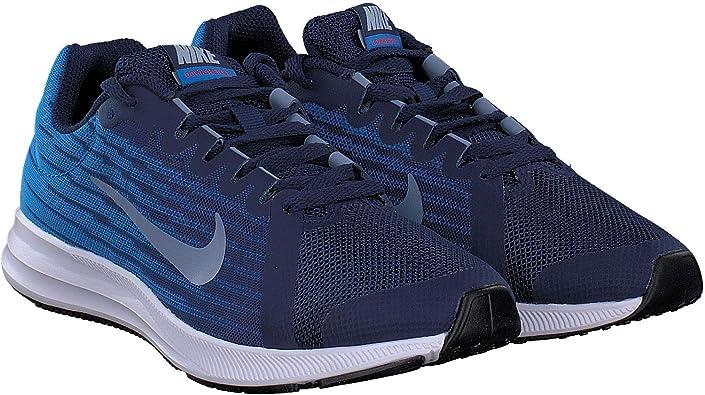 NIKE Downshifter 8 (GS), Zapatillas de Atletismo para Hombre: Amazon.es: Zapatos y complementos