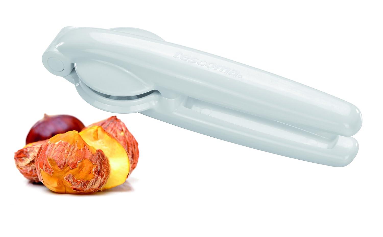 Tescoma 2454140031 - Pinzas para castañas de INOX y abs Presto 17cm T420208