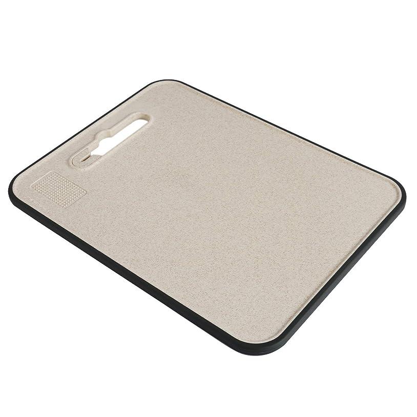 楕円形泣き叫ぶ死ウメザワ 国産 東濃ひのき 薄型軽量 まな板 約40×22×厚さ1.5cm