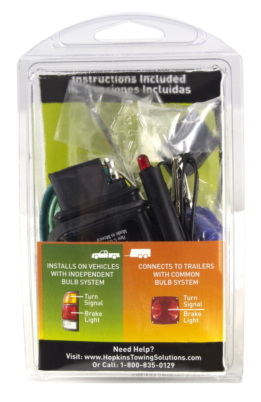 Amazon: Hopkins 46155 Taillight Converter Universal Kit: Automotive