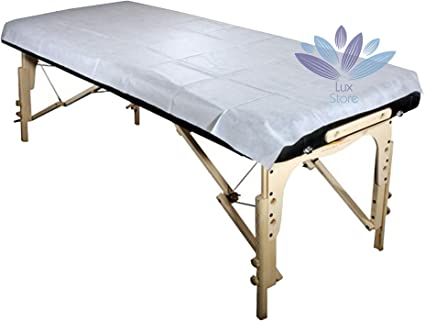 Amazon Com One Size Disposable Bed Sheets Massage Table Bed