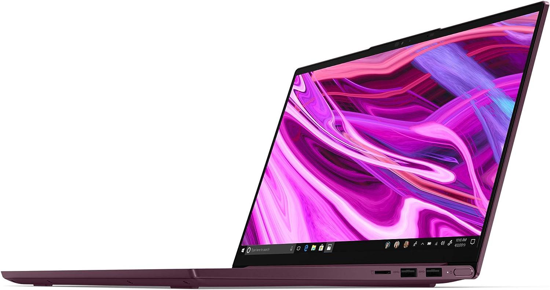 Lenovo Yoga Slim 7 14 Inch Fhd Laptop Amd Ryzen 7 8 Gb Ram 512 Gb Ssd Windows 10 Orchid Amazon Co Uk Computers Accessories