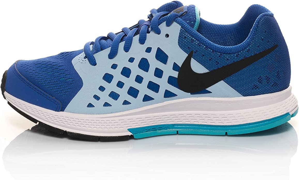 Nike Zapatillas Zoom Pegasus 31 (GS) Azul/Blanco EU 35.5: Amazon.es: Zapatos y complementos