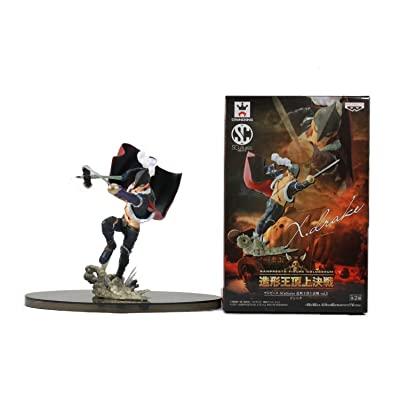 One Piece Banpresto Figure Colosseum SCultures Vol. 3 - 48109 - X Drake by Animewild: Toys & Games