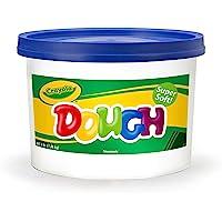 Crayola - Crayola Dough Bucket 3 Pounds 3 Pound Bucket Blue