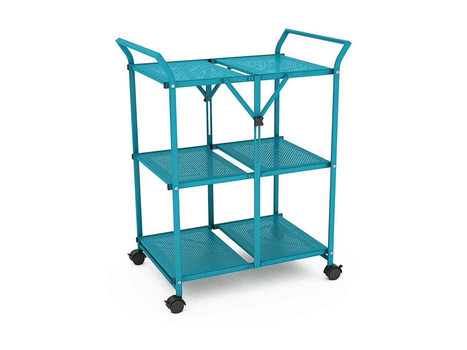 Amazon dar living folding cart with handle capri breeze amazon dar living folding cart with handle capri breeze kitchen dining jeuxipadfo Choice Image
