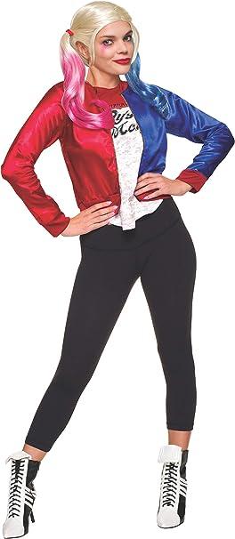 Rubies - Disfraz de Harley Quinn (Escuadrón Suicida, S): Amazon.es ...