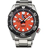 """ORIENT M-FORCE """"Bravo"""" Diving Sports Automatic Power Reserve 200M SEL0A003M"""