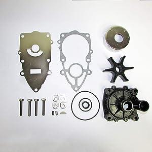 New Yamaha Water Pump Repair Kit 65N-W0078-A1-00, D/DX150TL 150 HP 115 HP