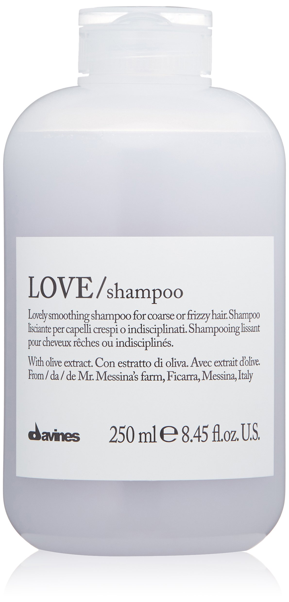 Davines Love Smoothing Shampoo, 8.45 fl.oz.