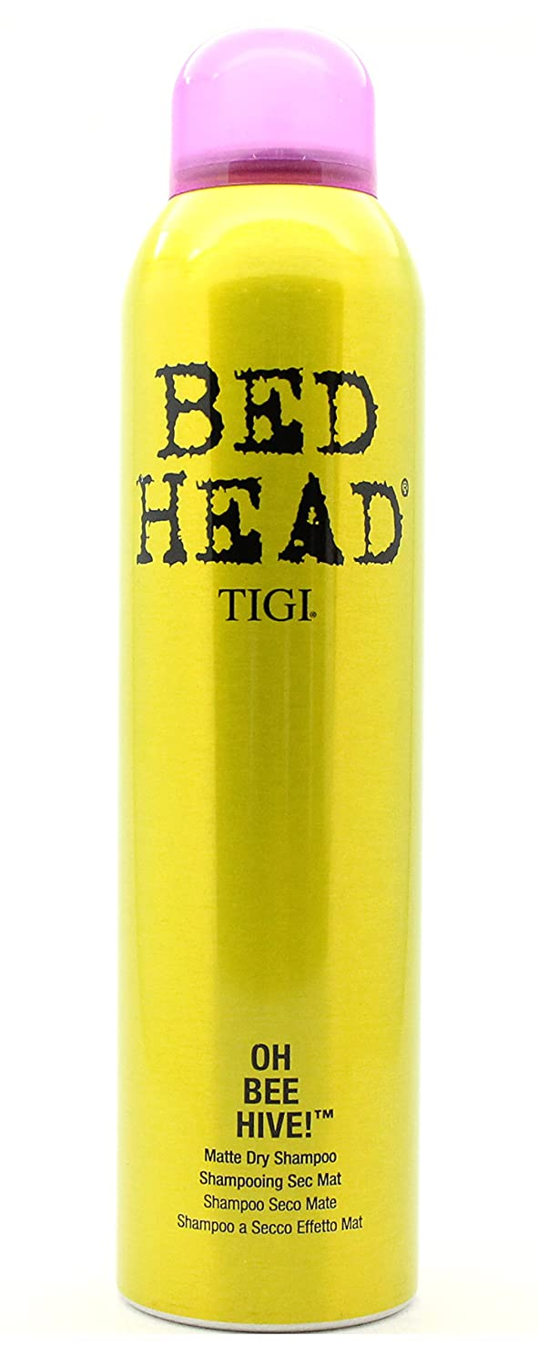 BED HEAD Tigi Matte Dry Shampoo for Women, Oh Bee Hive, 5-Ounce 0615908425925 TIG00054_-238 ml