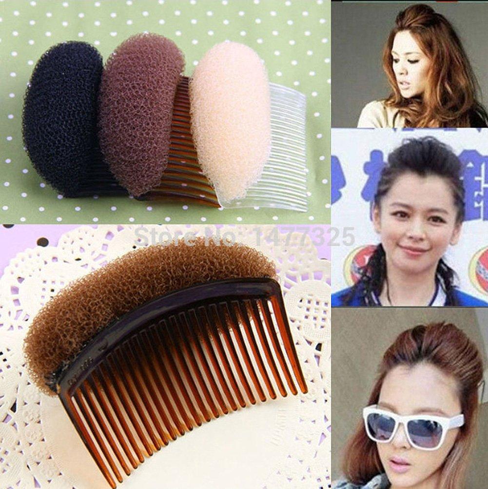 Volumenkissen Frisurenhilfe Haarkissen Haarstyling Mit Haarkamm
