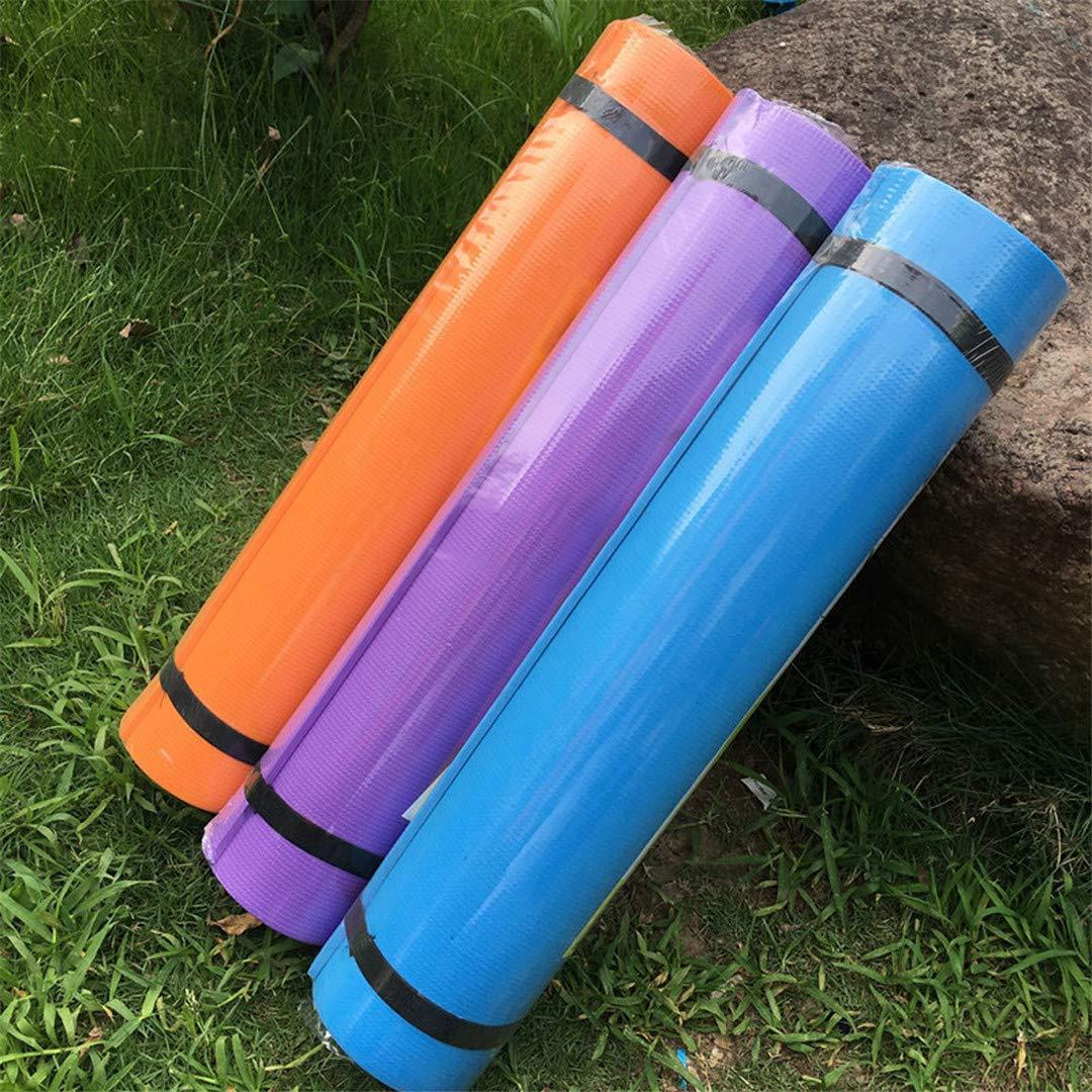 Amazon.com : DSFV Yoga Mats 6MM EVA Thick Durable Sport Mat ...