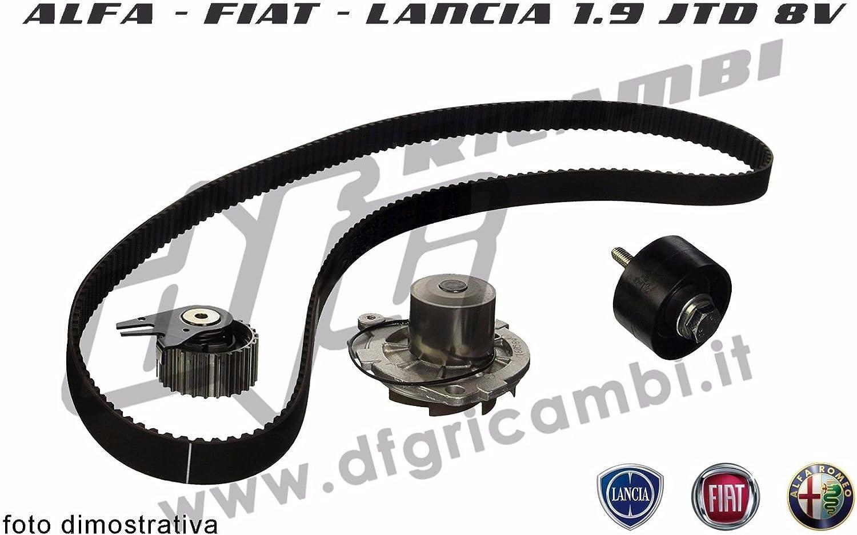 Kit Distribuzione Pompa Acqua ORIGINALE FIAT Multipla 1.9 Jtd