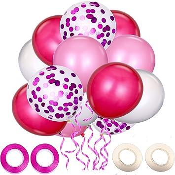 Amazon.com: LAKIND - Globos de fiesta de cumpleaños para ...