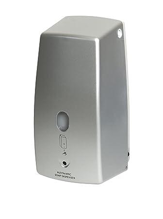 seifenspender sensor wand automatischer seifenspender 500 ml weiss infrarot sensor. Black Bedroom Furniture Sets. Home Design Ideas