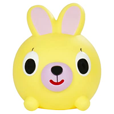 Jabber Ball The Bunny, Yellow: Toys & Games