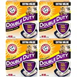 Arm & Hammer Double Duty Litter, 40 Lbs (Packaging May Vary) (4 pack)