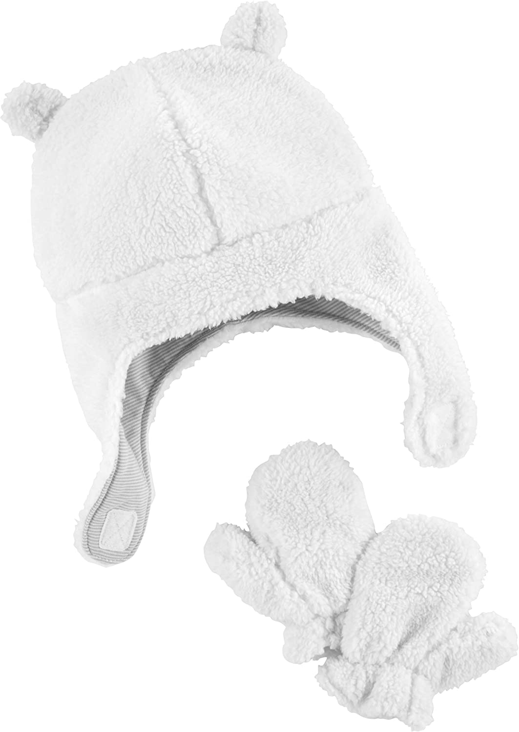 Simple Joys by Carters Baby Hat and Mitten Set