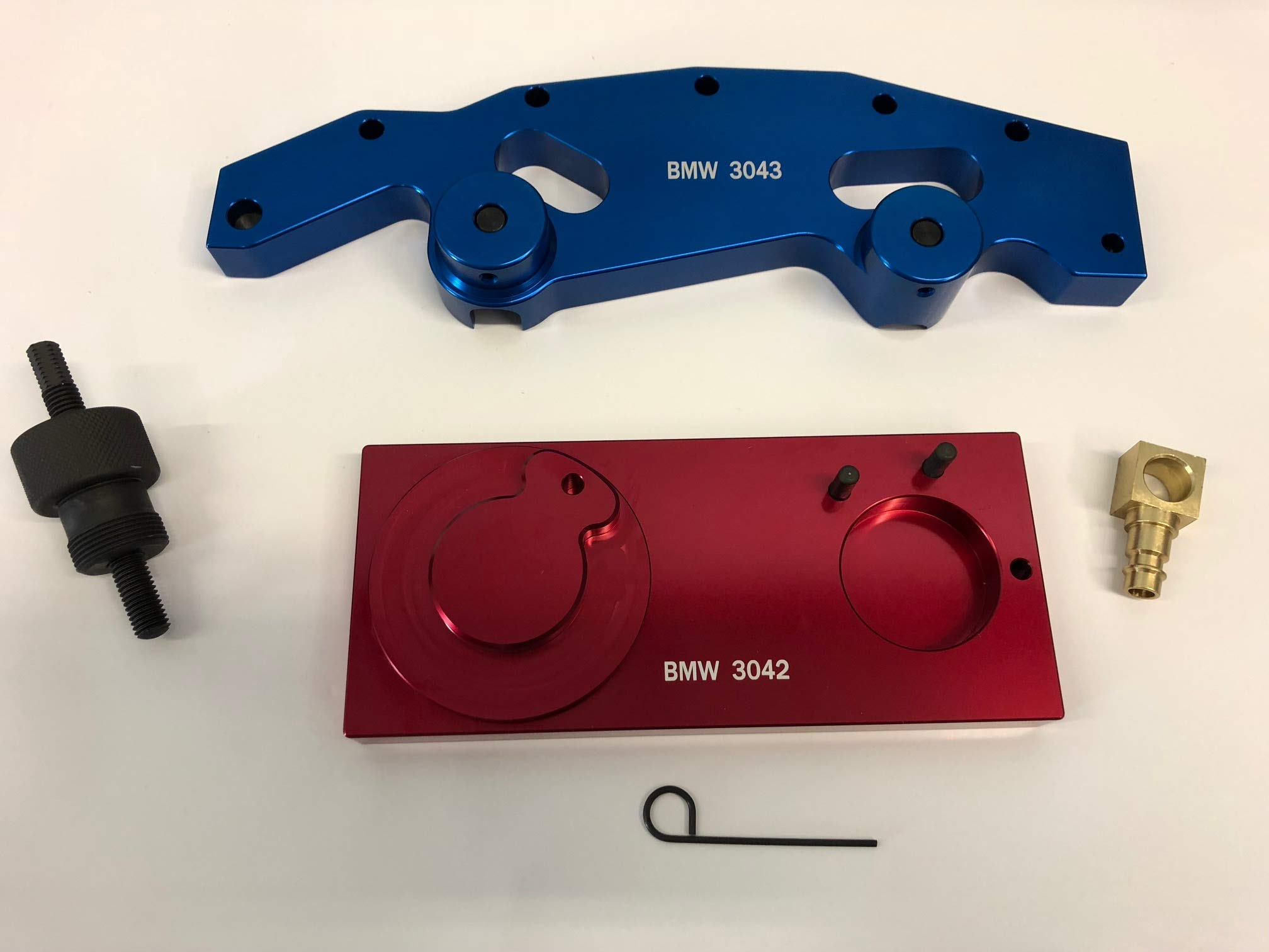 ZDMak Camshaft Alignment Tool Set for BMW Double VANOS M52TU M54 M56 by ZDMak (Image #1)