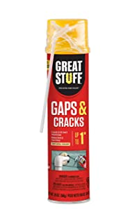 GREAT STUFF Gaps & Cracks 20 oz Insulating Foam Sealant