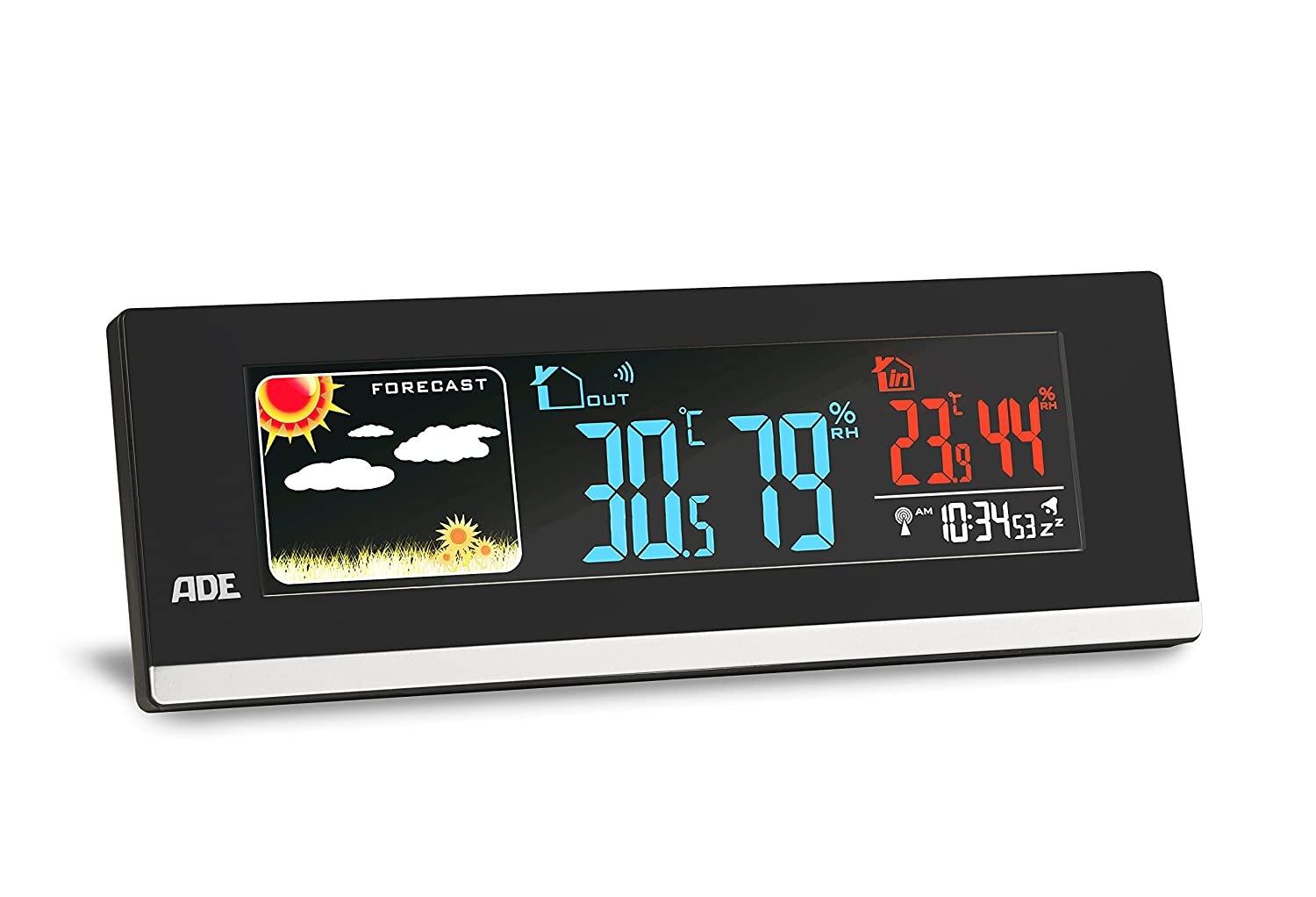 ADE Digital Weather Station WS1601