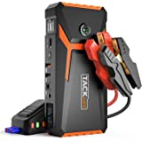 TACKLIFE T8 800A Peak 18000mAh Lithium Car Jump Starter for Up to 7.0L Gas or 5.5L Diesel Engine, 12V Auto Battery Booster wi