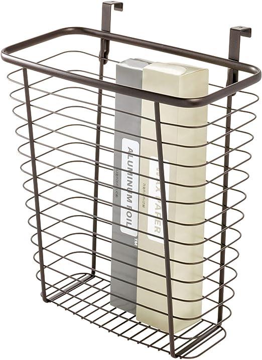 Over the Cabinet Storage Basket
