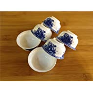 Chinese Style Gongfu Tea Small Teacups (Set of 6 /50ml)